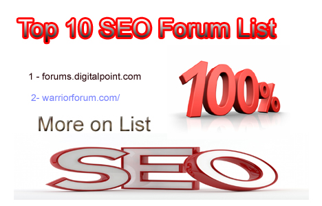 Dofollow SEO Forums Posting Sites List 2018 - ST Hint