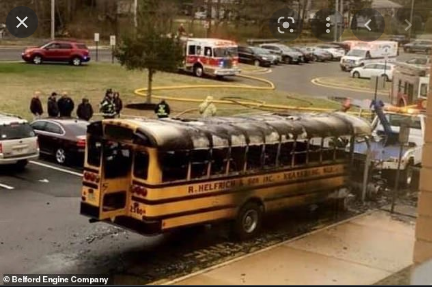 What is the stacy wilson bus crime scene details? - ST Hint